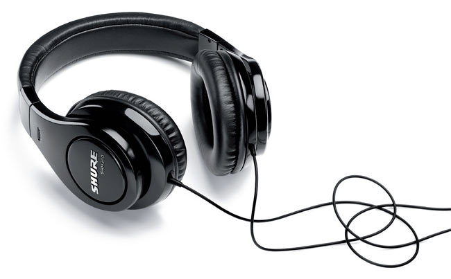 Shure SRH240 Reviews :: Headphone Reviews